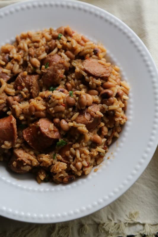 Crock Pot Hoppin John Recipe