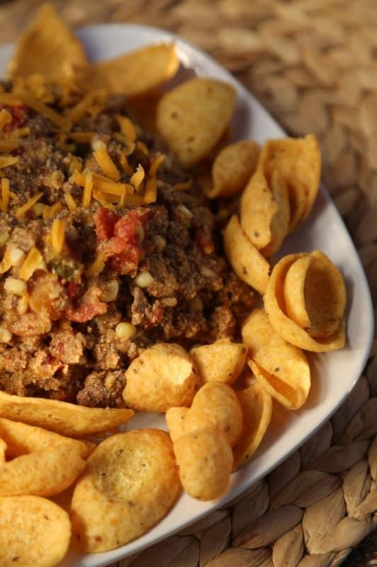 Crock Pot Spicy Taco Beef