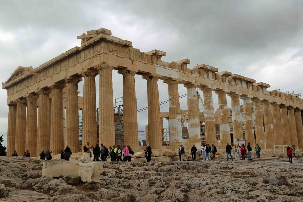 Parthenon Acropolis Greece