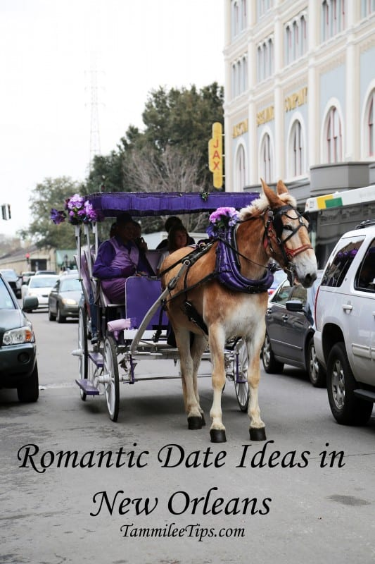 Romantic Date Ideas in New Orleans