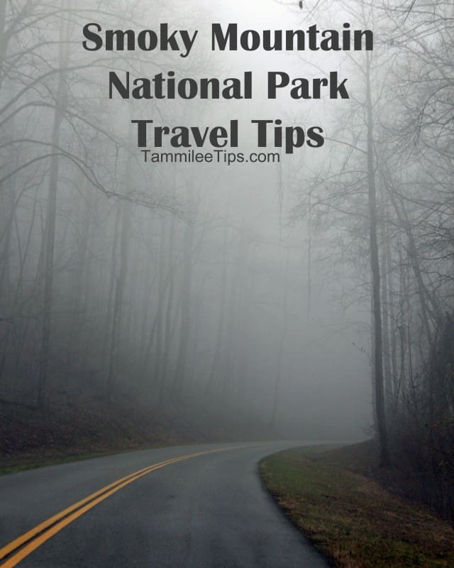 Smoky Mountain National Park Travel Tips