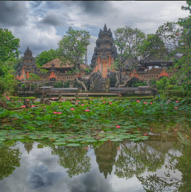 Bali Water Palace