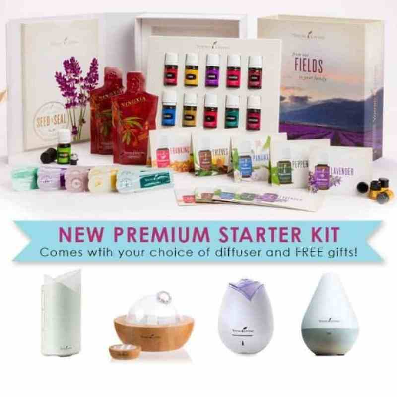 New essential oil kit