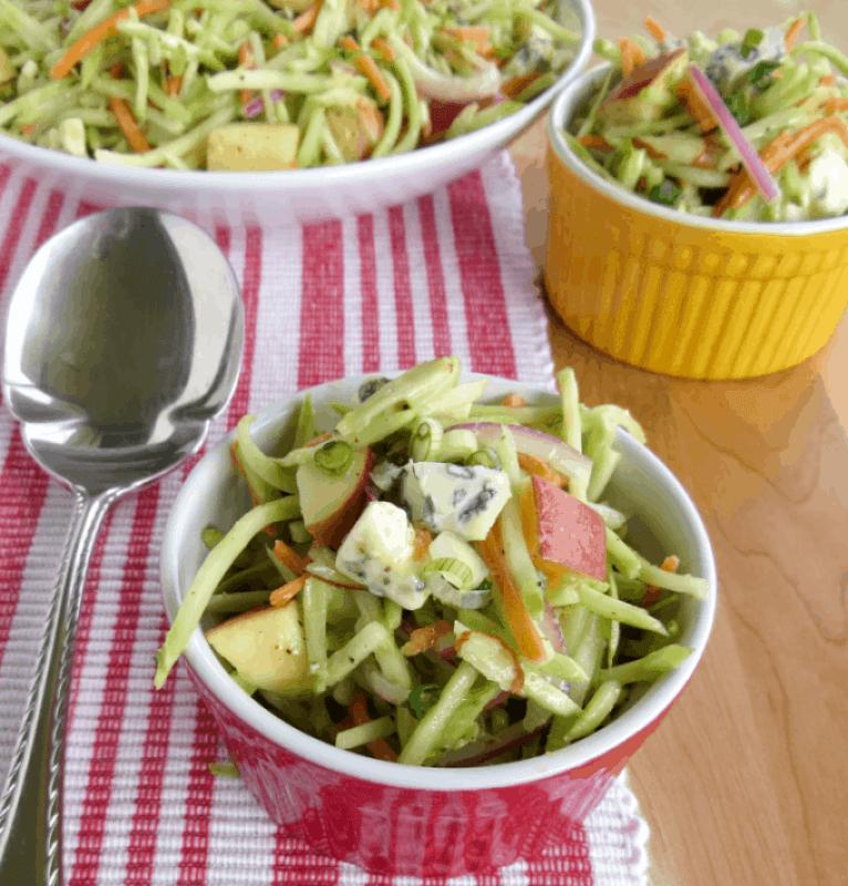brocolli slaw recipe