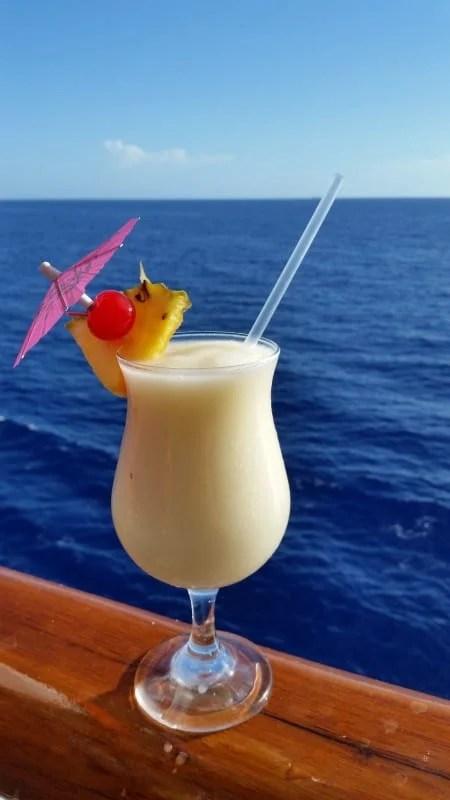 Caribbean Colada Recipe