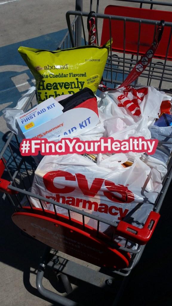 CVS Missoula Shopping Cart