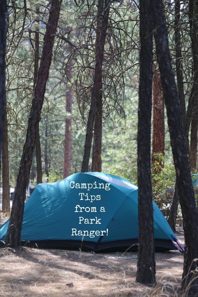 Camping tips from a Park Ranger
