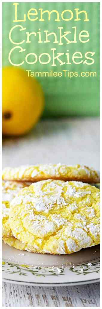 Easy Lemon Cookies from a cake mix that everyone will love. soft, chewy, easy perfect for Easter, Spring, birthday parties, school parties, or any day you want a sweet treat recipe.