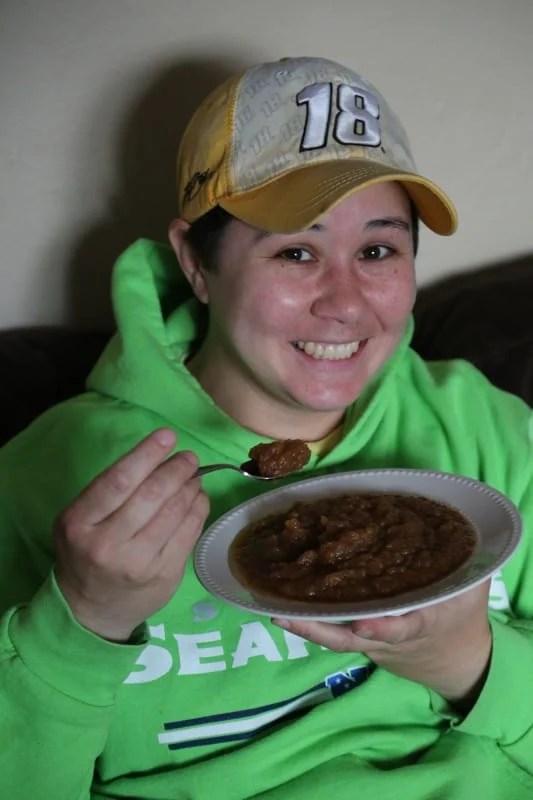 Crock Pot Cinnamon Applesauce Recipe