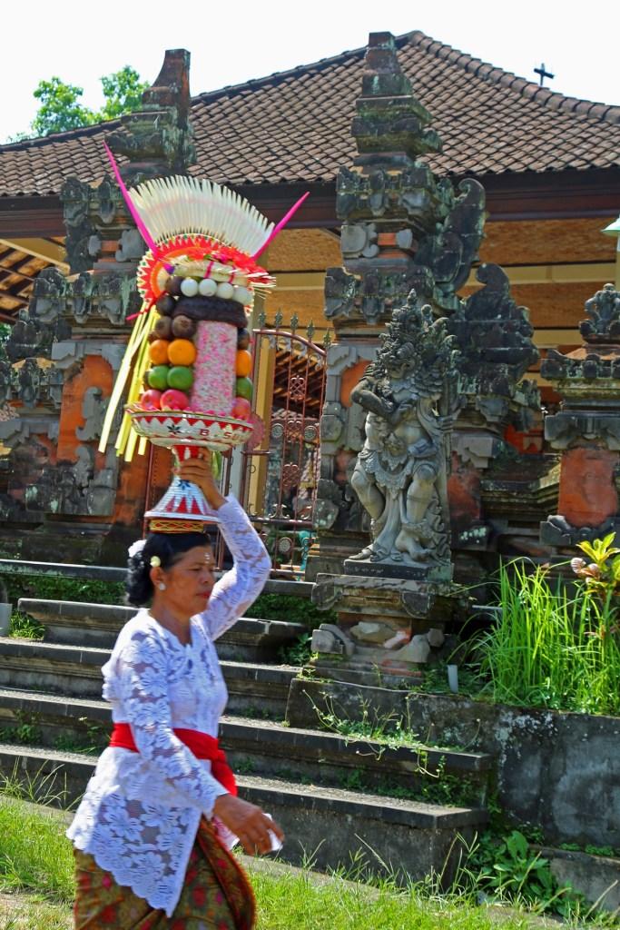 Bali Temple Ceremony