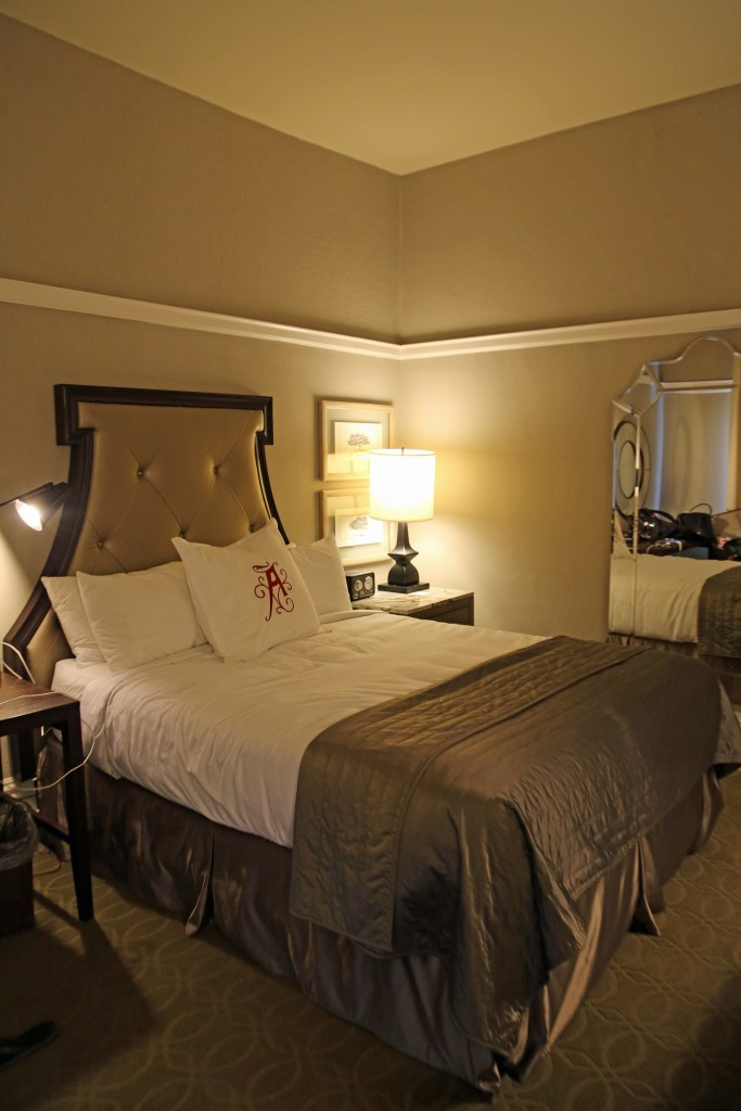 Algonquin Resort Hotel Room