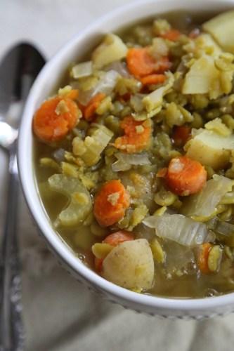 Crock Pot Split Pea Soup Recipe Tammilee Tips