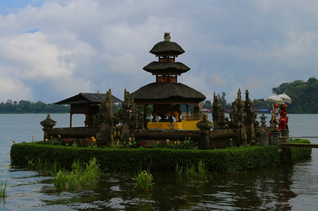 Lake Palace at Bali