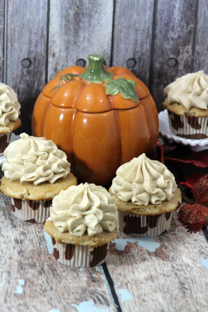 Maple Cupcake with Maple Frosting Recipe