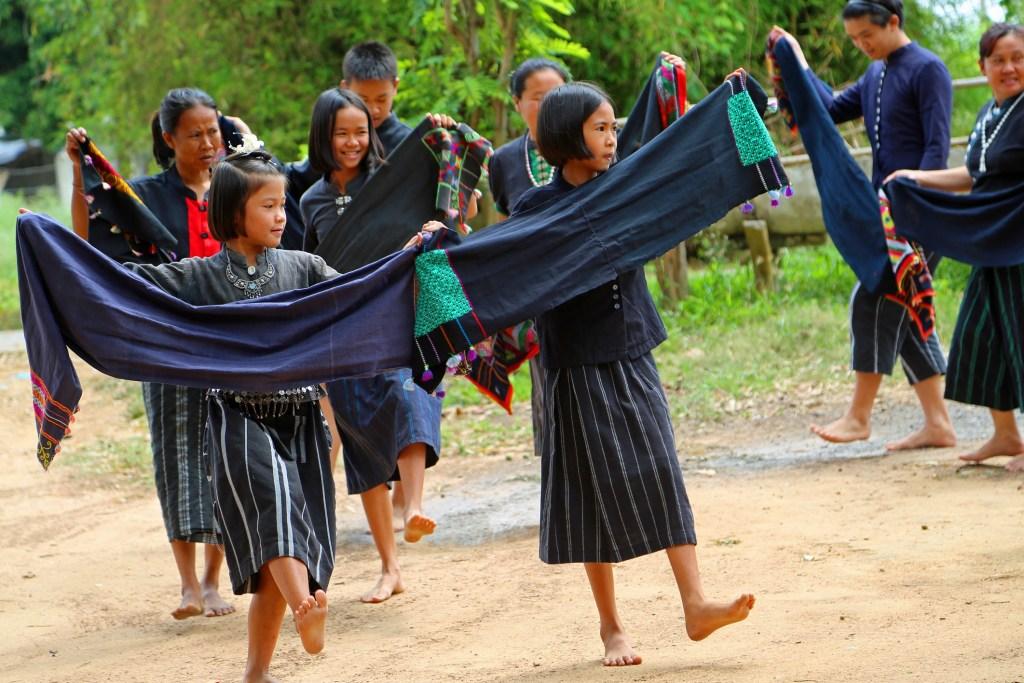 Thai Dam Cultural Village near Loei Thailand 11