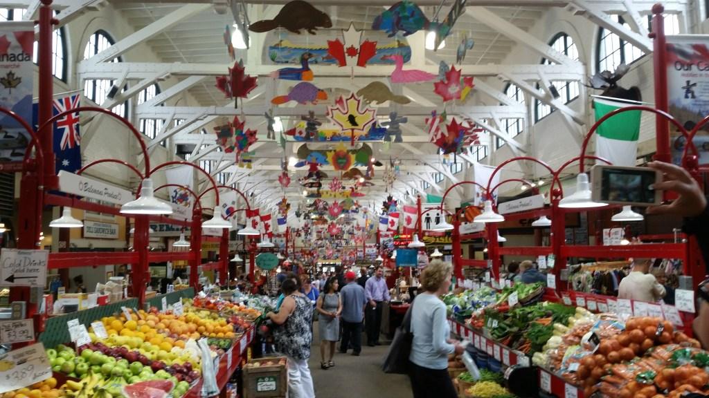 Saint John market