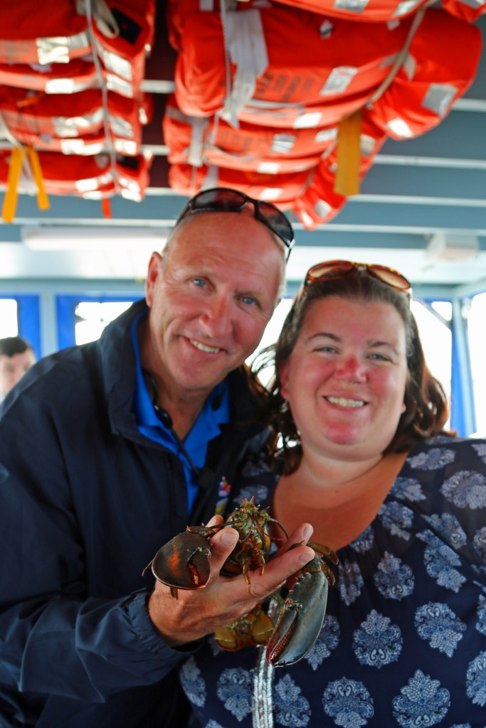 Shediac Bay Lobster Cruise