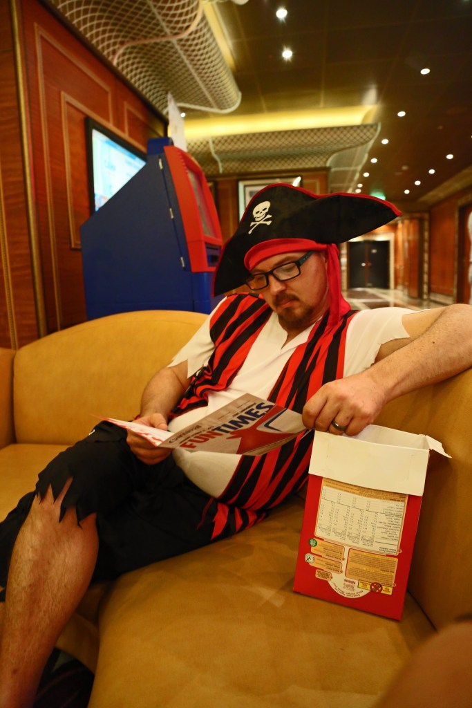 Carnival Conquest Halloween 10