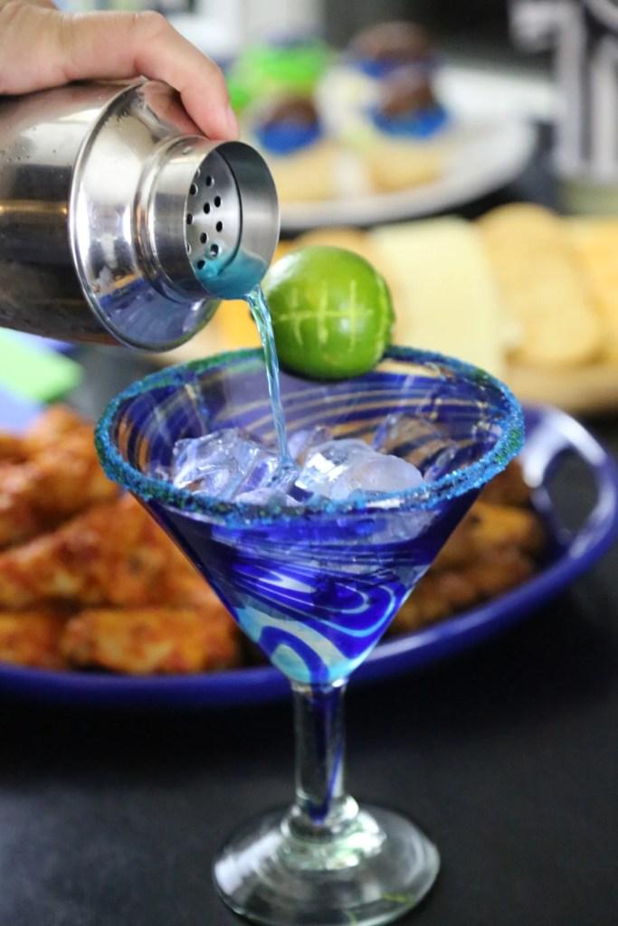 Hawk arita Cocktail