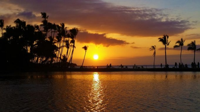 7 Great sunset spots On The Big Island of Hawaii