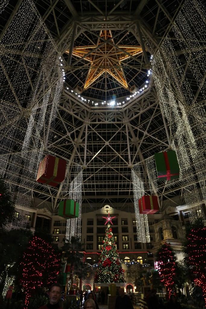 Gaylord Texan Christmas 2.9
