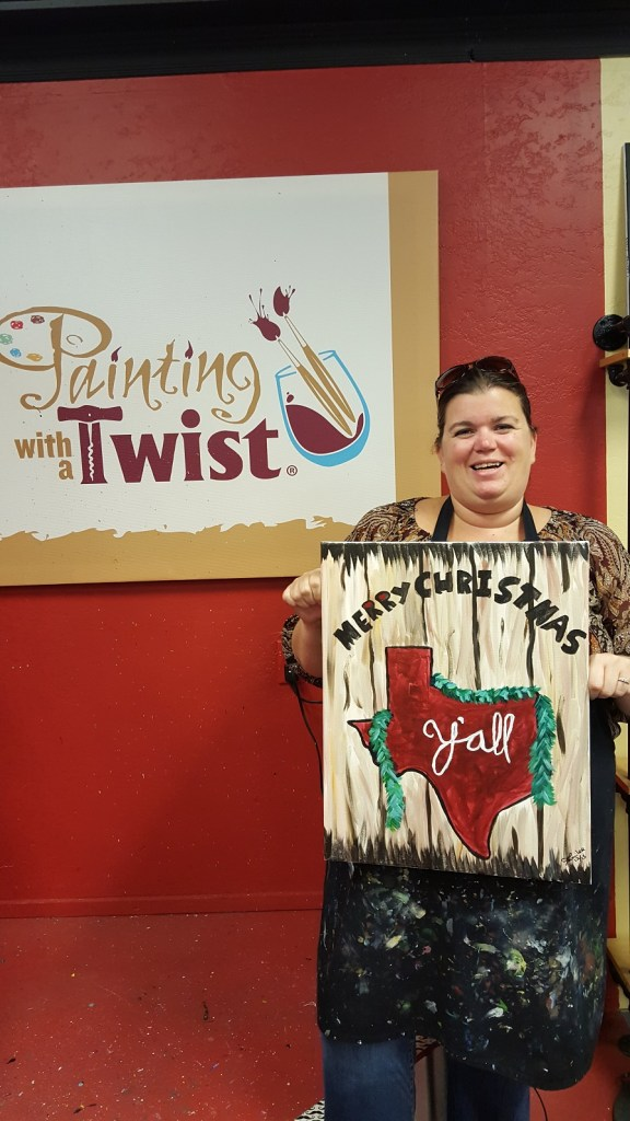 painting with a twist grapevine