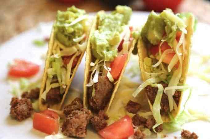 Slow Cooker Taco Filling Recipe aka Crock Pot Taco Beef Recipe