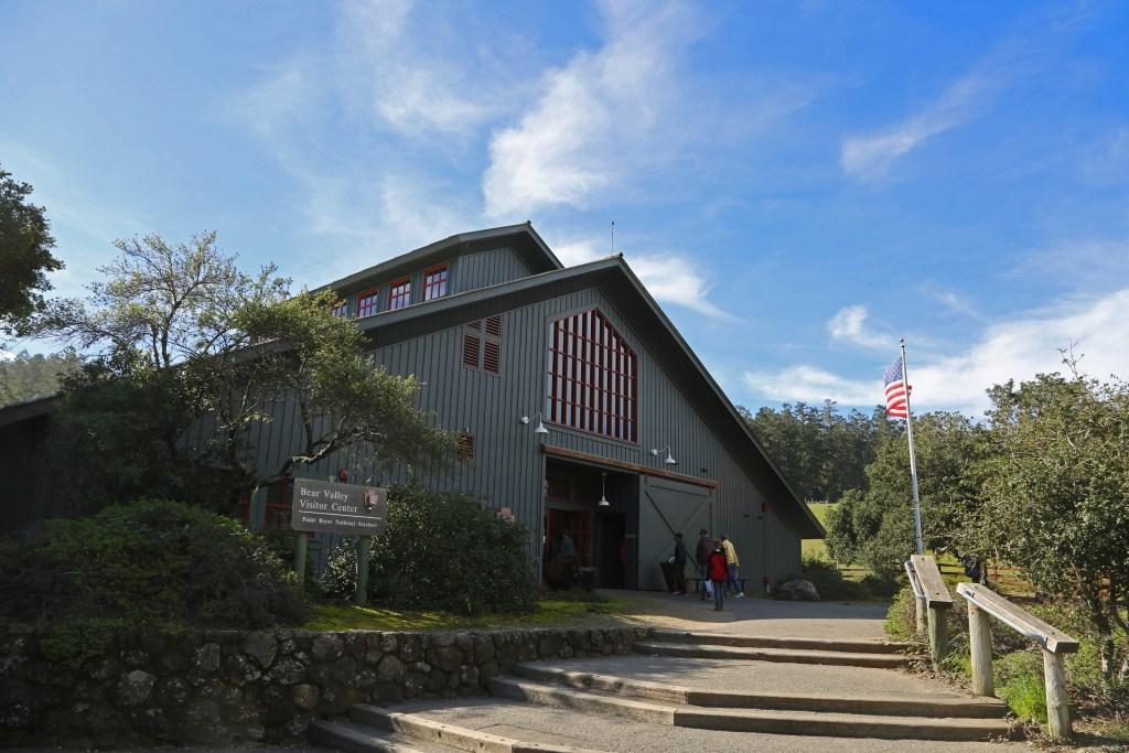 Bear Valley Visitor Center at Point Reyes National Seashore