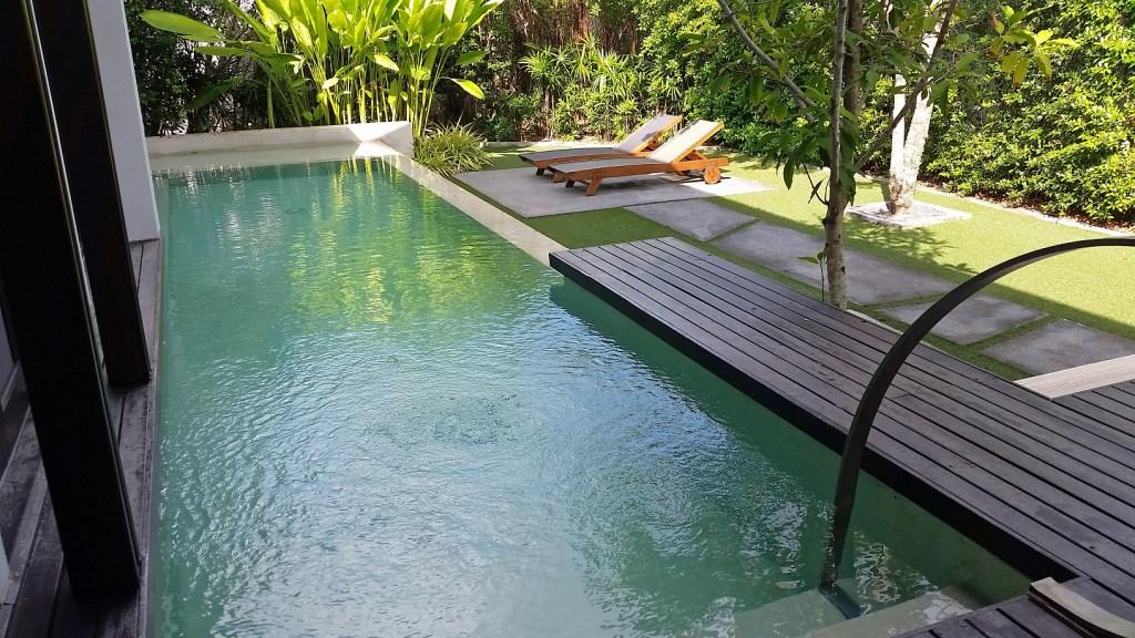 pool at W Koh Sammui
