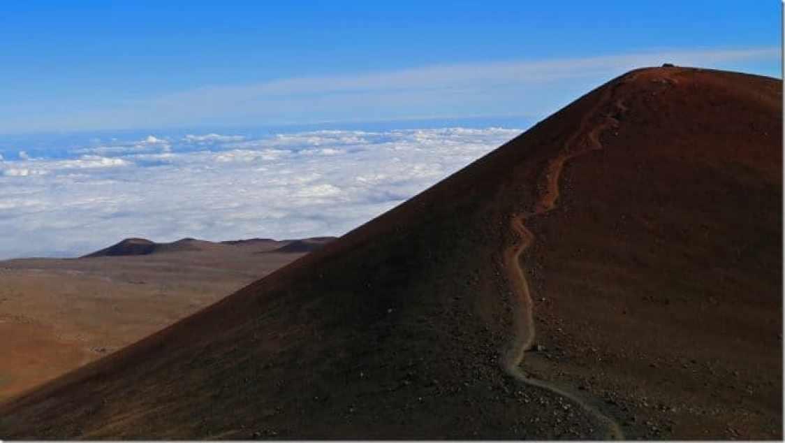 Mauna Kea Summit Big Island of Hawaii