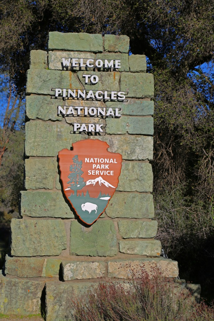 Welcome to Pinnacles National Park