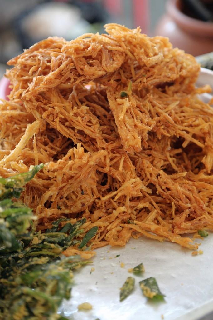 food at Sunday Market Thailand