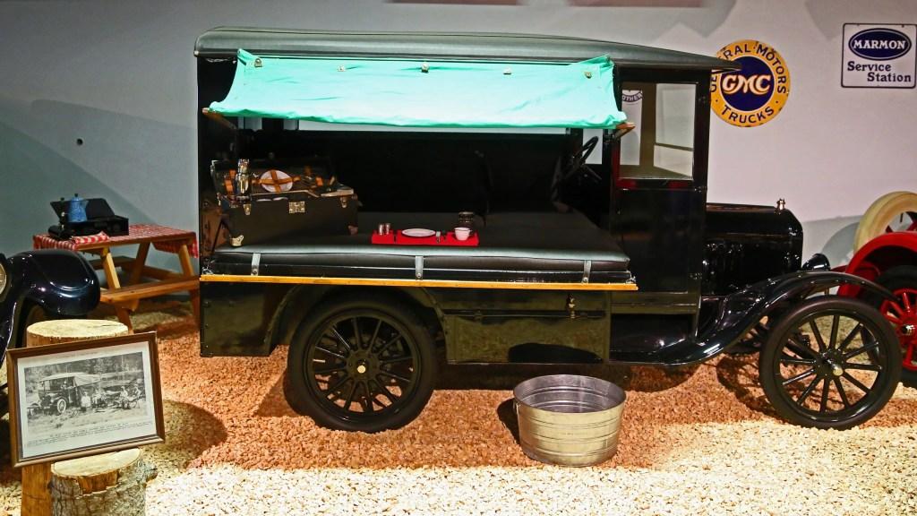 1921 Ford KampKar