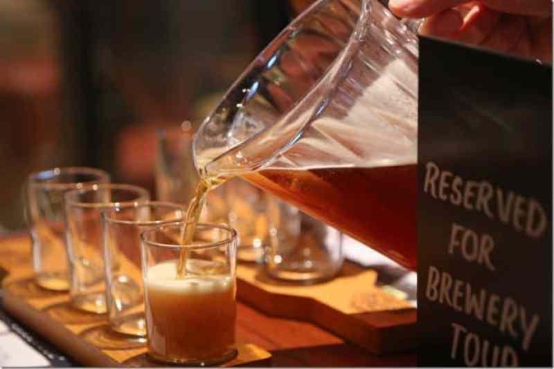RedFrog Pub Brewery Tour