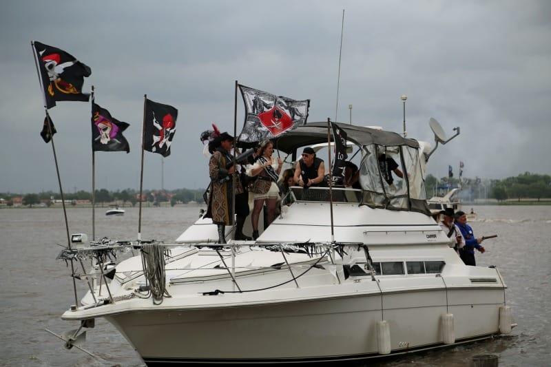 Louisiana Pirate Festival in Lake Charles