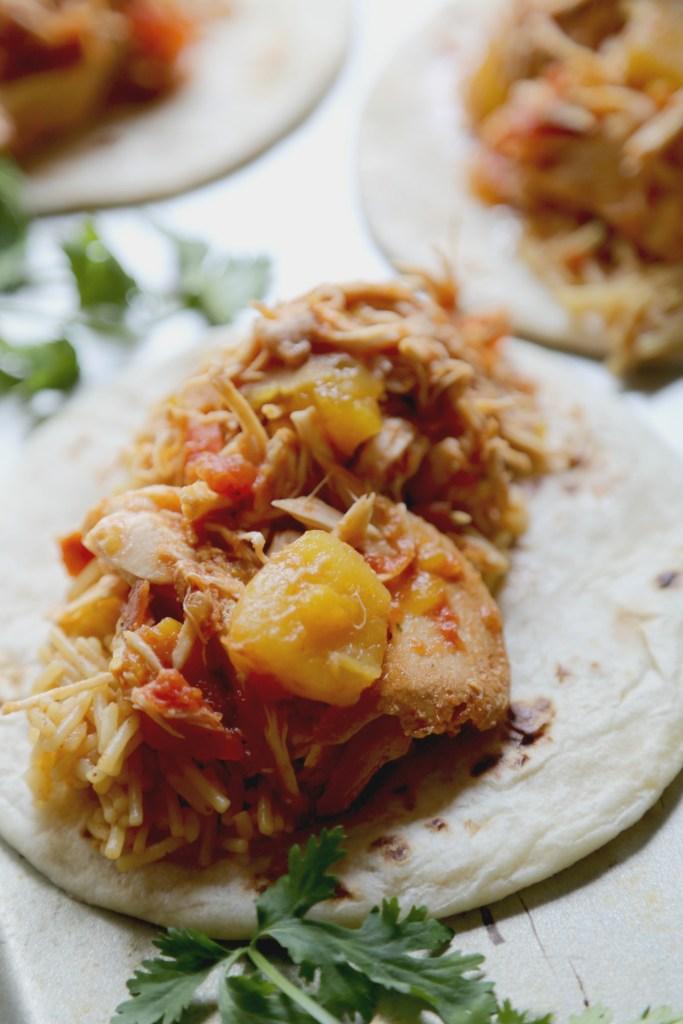 Crock Pot Mango Salsa Chicken Recipe Tammilee Tips