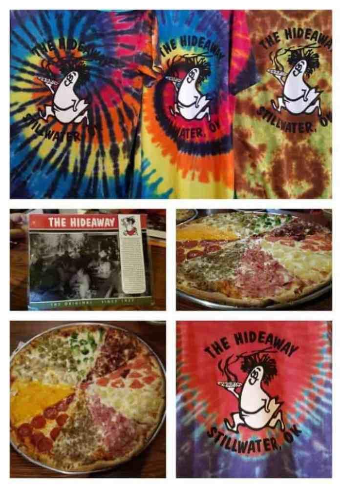 Hideaway Pizza in Stillwater, Oklahoma