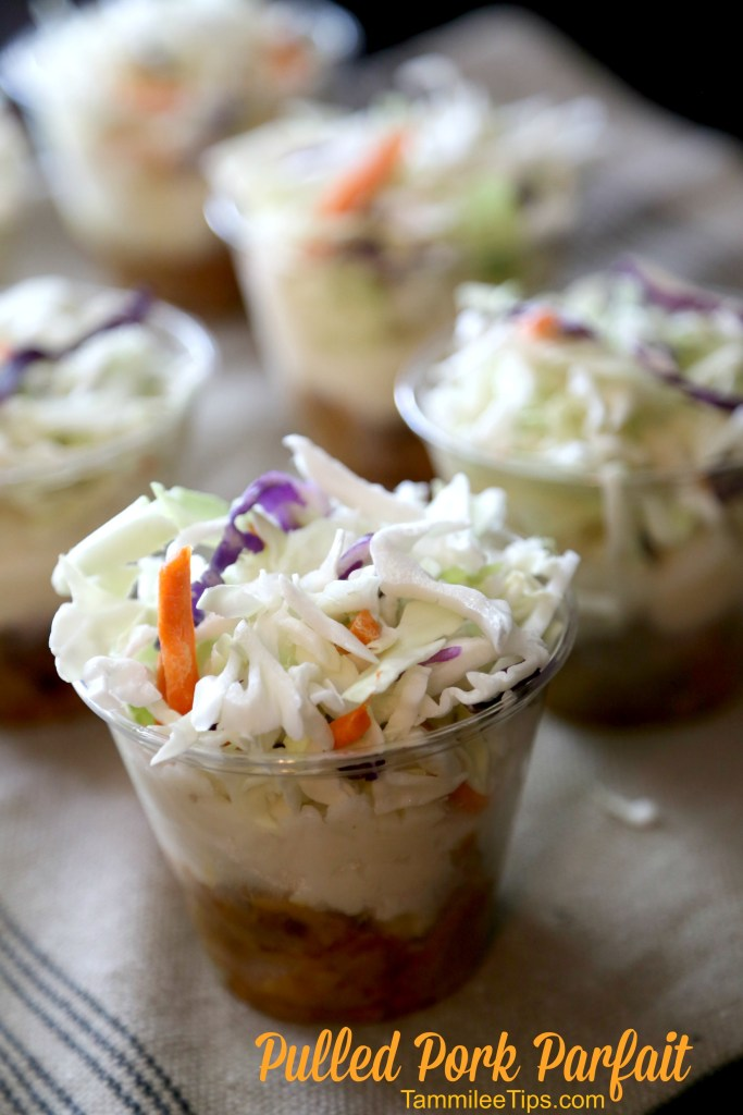 Pulled Pork Parfait Recipe Tammilee Tips