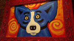 Blue Dog Art