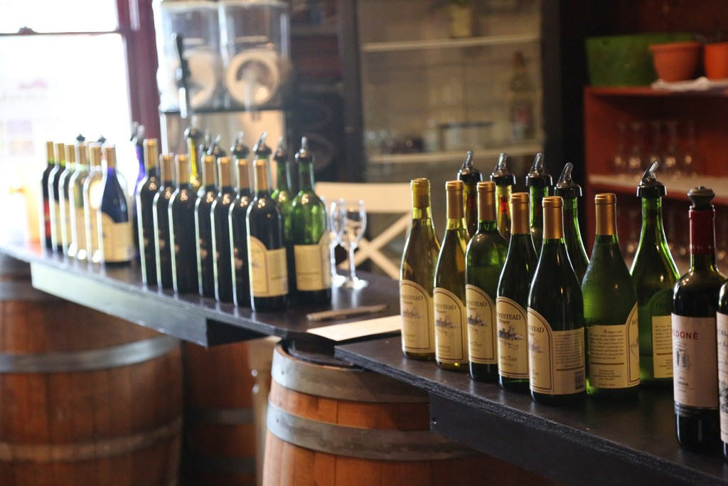 Homestead Winery Grapevine Texas Wines