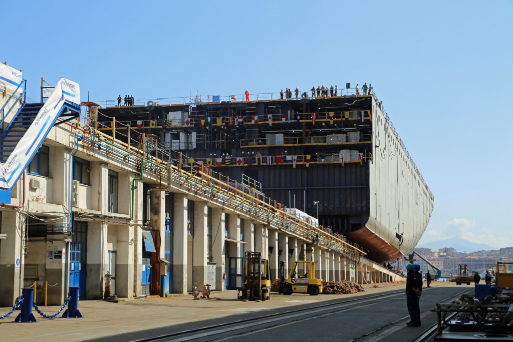 preparing-for-keel-laying-ceremony