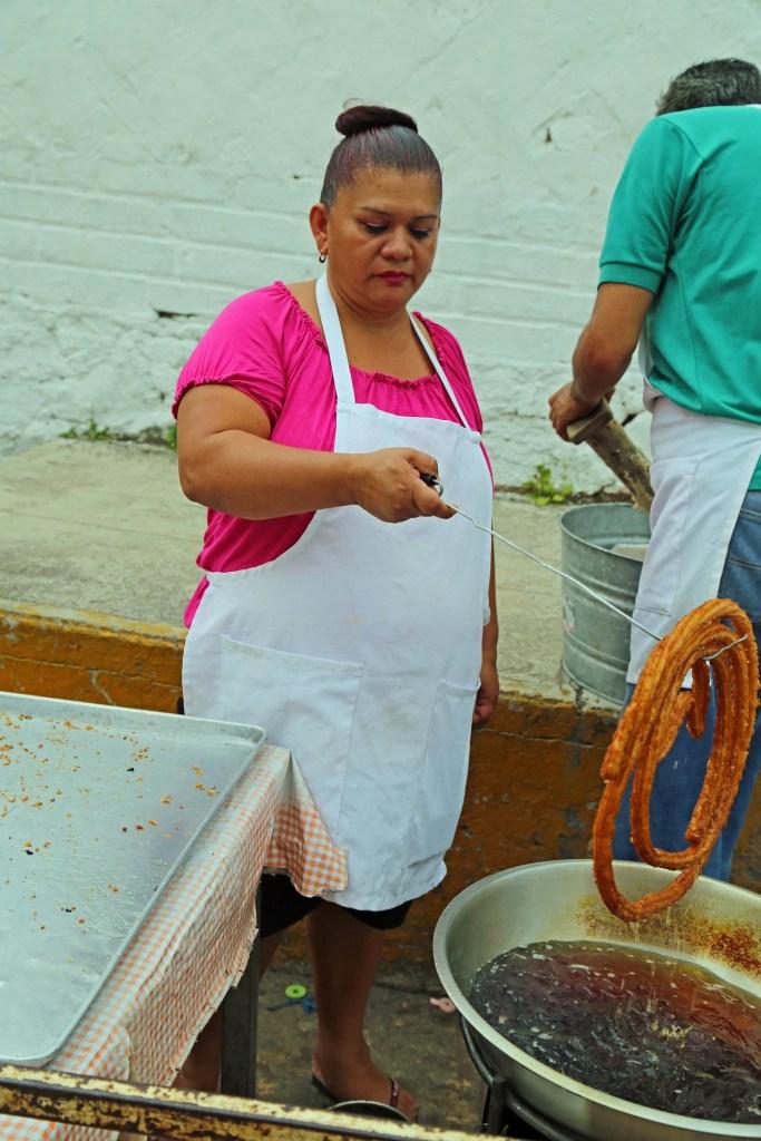 fresh-churro-in-puerto-vallarta