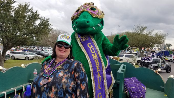 Things I didn't know I needed in my life until I went to the Lake Charles Mardi Gras Celebration