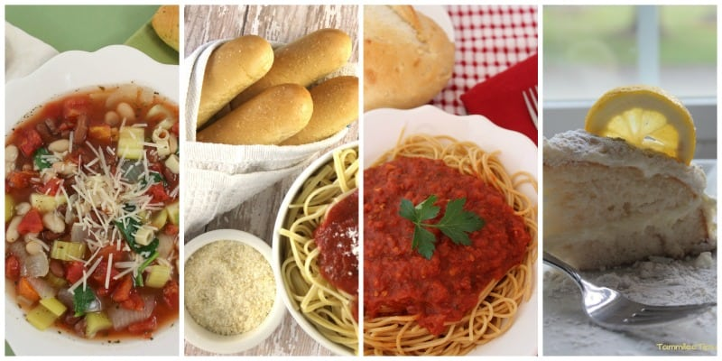 Olive Garden Recipes you can make at home