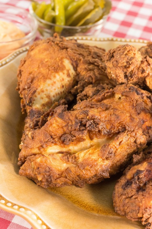 How to make Nashville Hot Chicken Recipe at home! Perfect fun summer recipe for family dinners