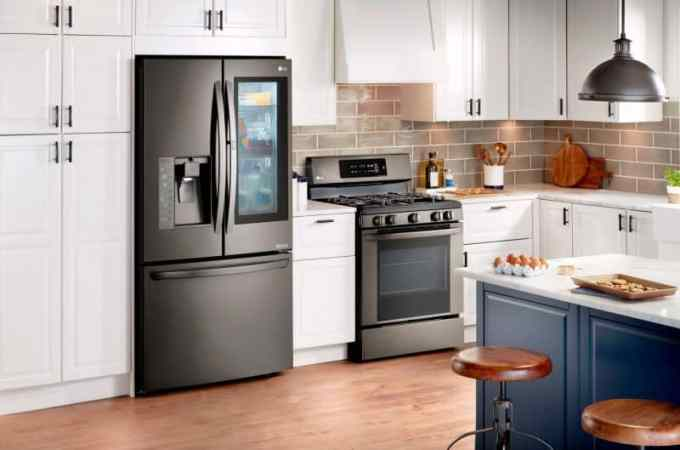 Prep for the Holidays with LG Appliances from Best Buy!