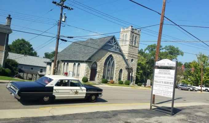 Visit Mayberry Mount Airy, North Carolina and step into the life of Andy Griffith
