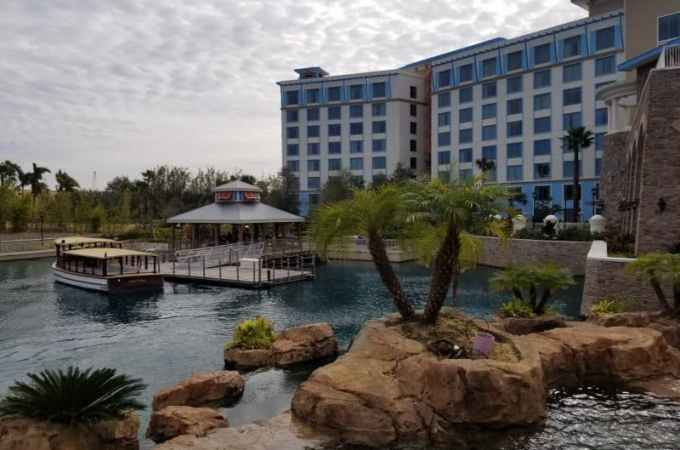 Loews Sapphire Falls Resort at Universal Orlando Resort