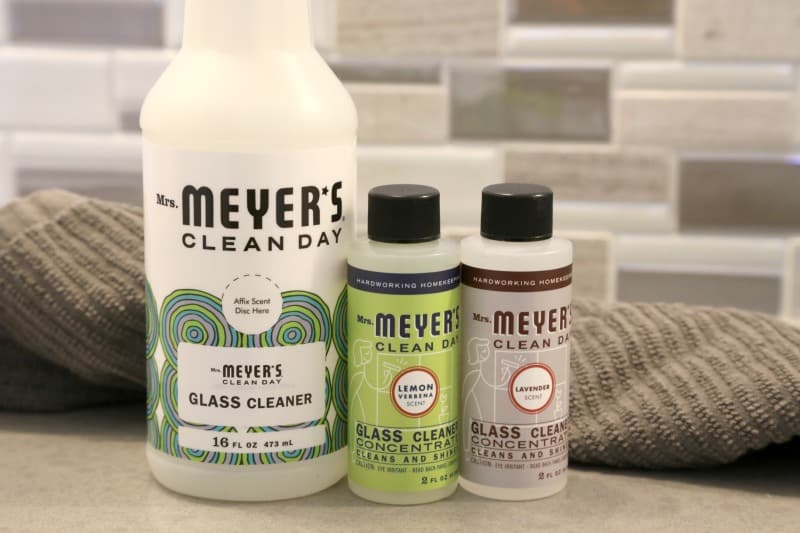Spring Cleaning With Mrs Meyer S Concentrate Tammilee Tips