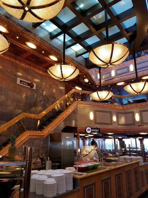 Photo Tour Of The Carnival Splendor